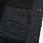 Мужская куртка бомбер MA.Strum Crane Classic MA-1 Dark Navy фото- 4