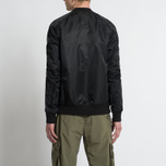 Мужская куртка бомбер maharishi Ergonomic MA Black фото- 7