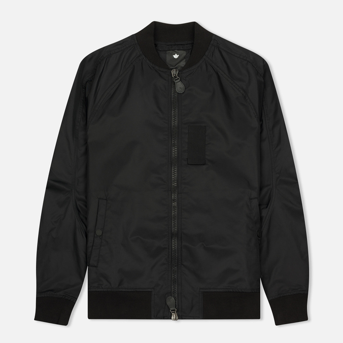 Мужская куртка бомбер maharishi Ergonomic MA Black