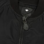 Мужская куртка бомбер maharishi Ergonomic MA Black фото- 1