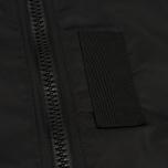 Мужская куртка бомбер maharishi Ergonomic MA Black фото- 3