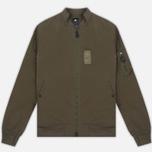 Мужская куртка бомбер maharishi MA1 Olive фото- 0