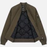 Мужская куртка бомбер maharishi MA1 Olive фото- 2