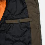 Мужская куртка бомбер maharishi MA1 Olive фото- 5