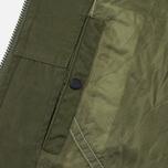 Мужская куртка бомбер Maharishi Upcycled Arctic Rib Jacket Reclaimed 1979 U.S. Army Olive фото- 9