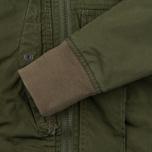Мужская куртка бомбер Maharishi Upcycled Arctic Rib Jacket Reclaimed 1979 U.S. Army Olive фото- 7