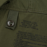 Мужская куртка бомбер Maharishi Upcycled Arctic Rib Jacket Reclaimed 1979 U.S. Army Olive фото- 5