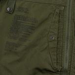 Мужская куртка бомбер Maharishi Upcycled Arctic Rib Jacket Reclaimed 1979 U.S. Army Olive фото- 4