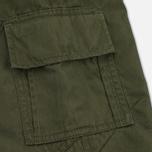 Мужская куртка бомбер Maharishi Upcycled Arctic Rib Jacket Reclaimed 1979 U.S. Army Olive фото- 6