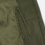 Мужская куртка бомбер Maharishi Upcycled Arctic Rib Jacket Reclaimed 1979 U.S. Army Olive фото- 8