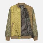 Мужская куртка бомбер Maharishi TriPadded Reversible MA-1 Olive фото- 3