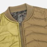 Мужская куртка бомбер Maharishi TriPadded Reversible MA-1 Olive фото- 5