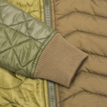 Мужская куртка бомбер Maharishi TriPadded Reversible MA-1 Olive фото- 7