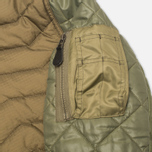 Мужская куртка бомбер Maharishi TriPadded Reversible MA-1 Olive фото- 9