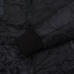 Мужская куртка бомбер maharishi Upcycled Liner O/D Black фото- 3