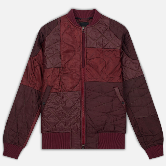 Мужская куртка бомбер maharishi Upcycled Liner O/D Lama