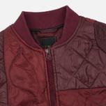 Мужская куртка бомбер maharishi Upcycled Liner O/D Lama фото- 1
