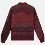 Мужская куртка бомбер maharishi Upcycled Liner O/D Lama фото- 4