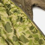 Мужская куртка бомбер Maharishi Upcycled MA-1 Olive фото- 9