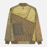 Мужская куртка бомбер Maharishi Upcycled MA-1 Olive фото- 2