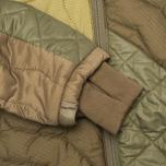 Мужская куртка бомбер Maharishi Upcycled MA-1 Olive фото- 4