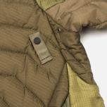 Мужская куртка бомбер Maharishi Upcycled MA-1 Olive фото- 5