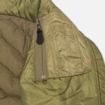 Мужская куртка бомбер Maharishi Upcycled MA-1 Olive фото- 6