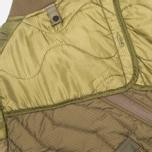 Мужская куртка бомбер Maharishi Upcycled MA-1 Olive фото- 8