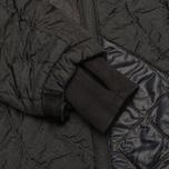 Мужская куртка бомбер Maharishi Upcycled MA-1 Overdyed Black фото- 4