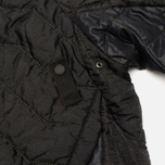 Мужская куртка бомбер Maharishi Upcycled MA-1 Overdyed Black фото- 5