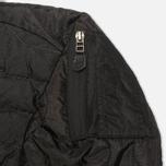 Мужская куртка бомбер Maharishi Upcycled MA-1 Overdyed Black фото- 7