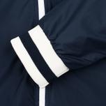 Женская куртка бомбер Maison Kitsune Windcheater Dark Navy фото- 3