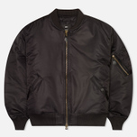 MHI By Maharishi MA-1 Flight Men's Bomber Black photo- 0