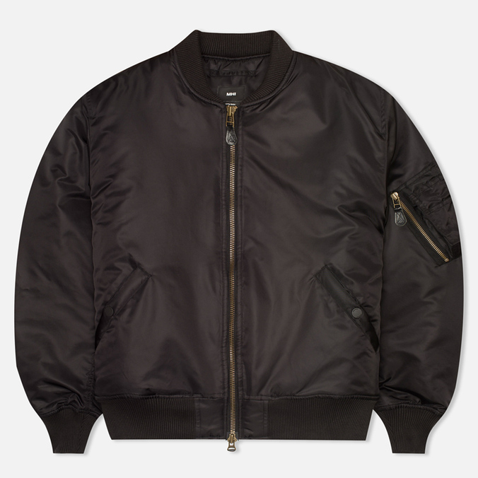 MHI By Maharishi MA-1 Flight Men's Bomber Black