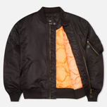 MHI By Maharishi MA-1 Flight Men's Bomber Black photo- 1