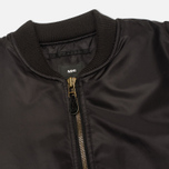 MHI By Maharishi MA-1 Flight Men's Bomber Black photo- 2