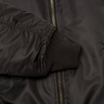 MHI By Maharishi MA-1 Flight Men's Bomber Black photo- 3