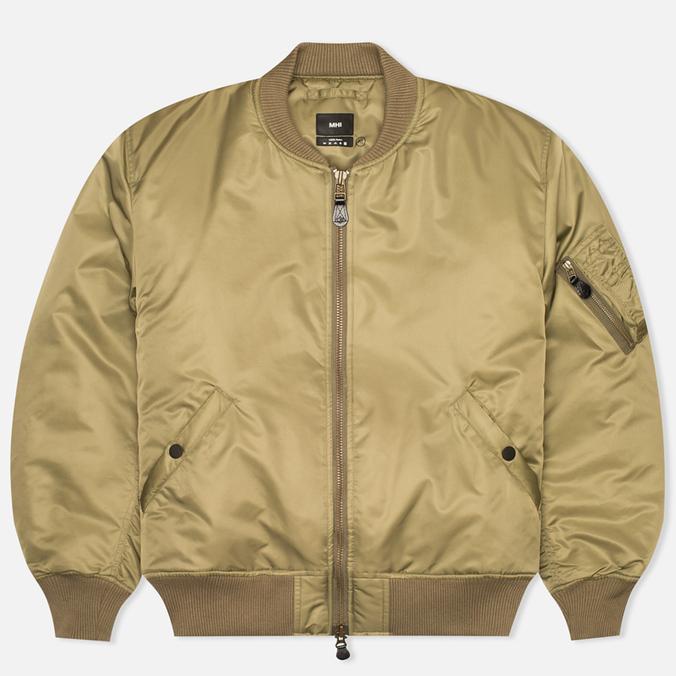Мужская куртка бомбер maharishi MA-1 Flight Olive