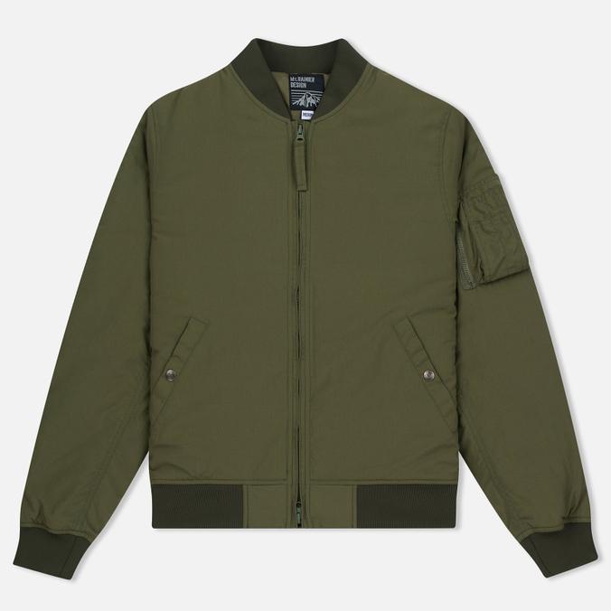 Мужская куртка бомбер Mt. Rainier Design MR61323 Mountain Thermo Army Olive