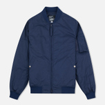 Мужская куртка бомбер Mt. Rainier Design S-Cotton Dark Navy фото- 0