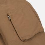 Мужская куртка бомбер Nanamica Mole Skin NA-1 Camel фото- 5
