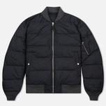 Мужская куртка бомбер Nanamica Reversible NA-2 Black фото- 0