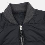 Мужская куртка бомбер Nanamica Reversible NA-2 Black фото- 1