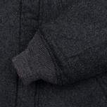 Мужская куртка бомбер Nanamica Reversible NA-2 Black фото- 7