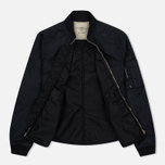 Мужская куртка бомбер Nemen Bomber Overshirt Ink Black фото- 2