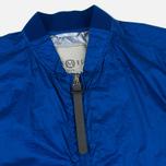 Мужская куртка бомбер Nemen Garment Dyed MA-1 Cyan фото- 2