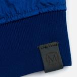 Мужская куртка бомбер Nemen Garment Dyed MA-1 Cyan фото- 5