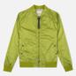 Мужская куртка бомбер Nemen Garment Dyed MA-1 Leaf Green фото - 0