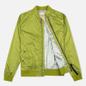 Мужская куртка бомбер Nemen Garment Dyed MA-1 Leaf Green фото - 1