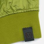 Мужская куртка бомбер Nemen Garment Dyed MA-1 Leaf Green фото- 6
